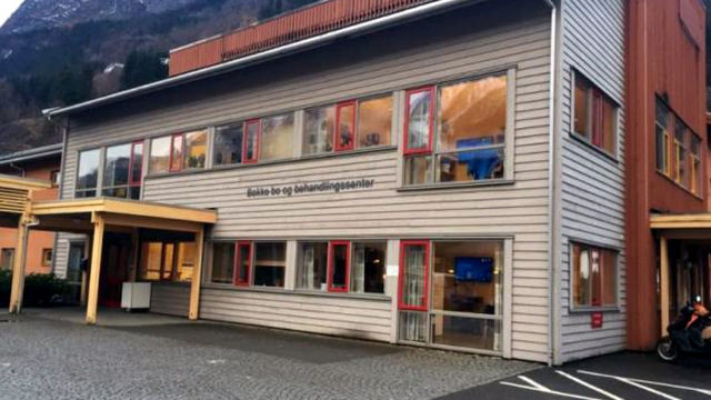 To personer med korona døde ved Bokko bo- og behandlingssenter i Odda.