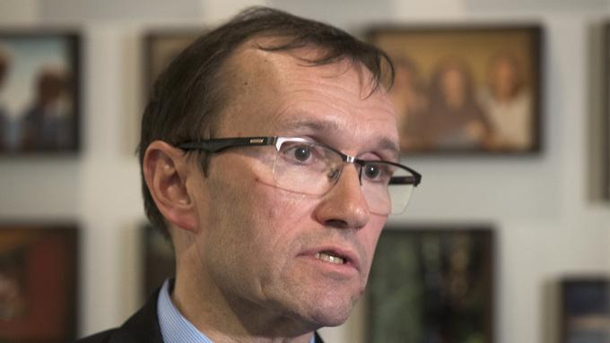 Energipolitisk talsperson Espen Barth Eide (Ap).