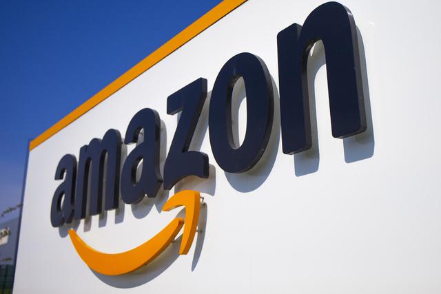 Amazon leverer et svakt resultat i tredje kvartal. Foto: Michel Spingler / AP / NTB