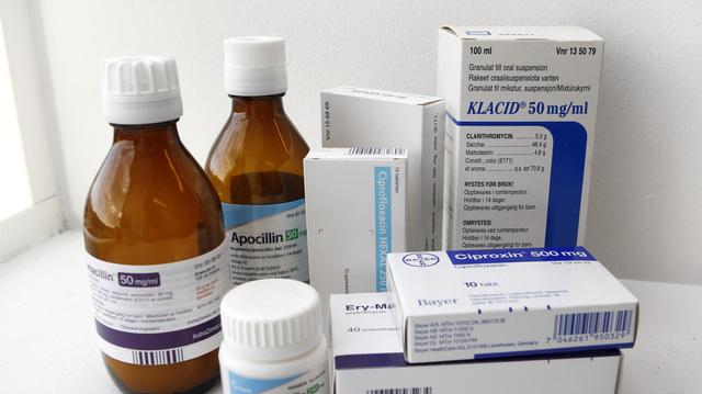 Siden 2012 har det vært en nedgang på 32 prosent i total antibiotikabruk i Norge.