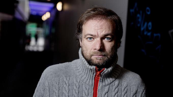 HOLLYWOOD: Andre Øvredal vokste opp på Lysekloster i Os.
