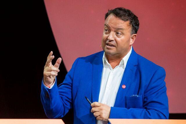 Leder for FNB, Frode Myrhol, sier at partiet skal diskutere navnealternativer på sentralstyremøte om ikke så lenge.