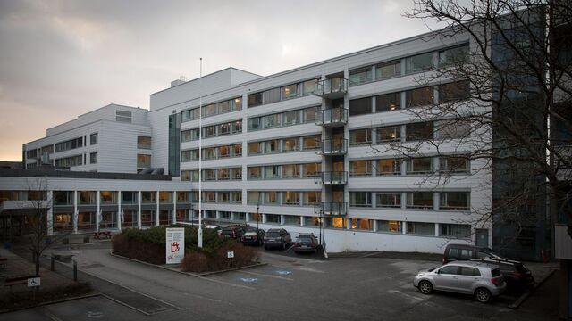 Bergen Røde Kors sykehjem.