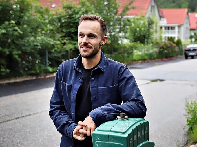 - BOMPENGER VIKTIGST: Jarle Brattespe (SV) mener det er viktigere å beholde bompenger som trafikkregulerende tiltak enn å få statlige millioner.