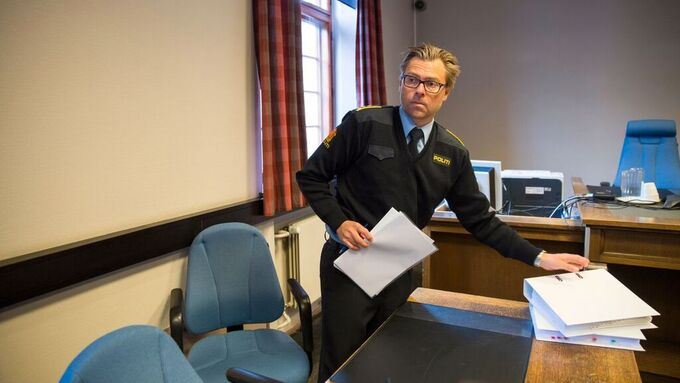 Politiadvokat Ørjan Ogne kommer til å be om fire ukers varetektsfengsling av mannen.