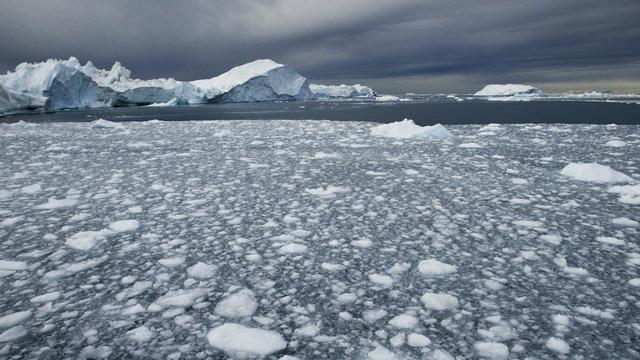 Bare én gang tidligere er det målt mindre utbredelse av sommeris i Arktis enn i september i år, ifølge Nansensenteret.