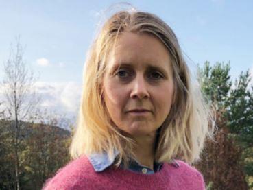 SKULLE BLI ORDFØRER: Monica Valen (Sp).