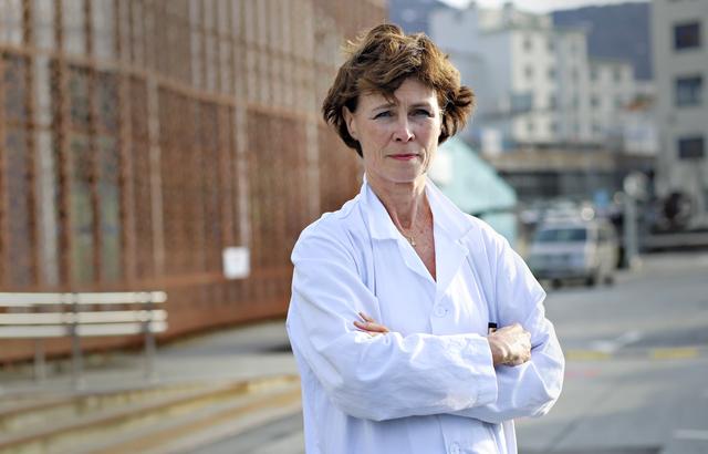 Marit Voltersvik var legevaktsjef i Bergen og sa opp i 2019, etter bare åtte måneder i jobben.