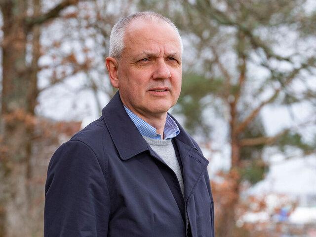 Overlege Preben Aavitsland i Folkehelseinstituttet.