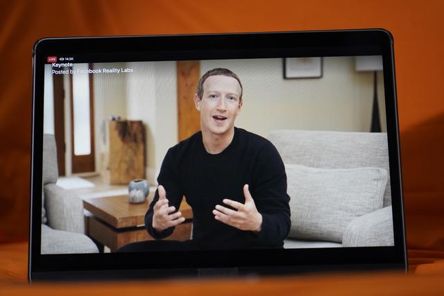 Facebook skifter offisielt navn til Meta. Det annonserte Mark Zuckerberg torsdag kveld.