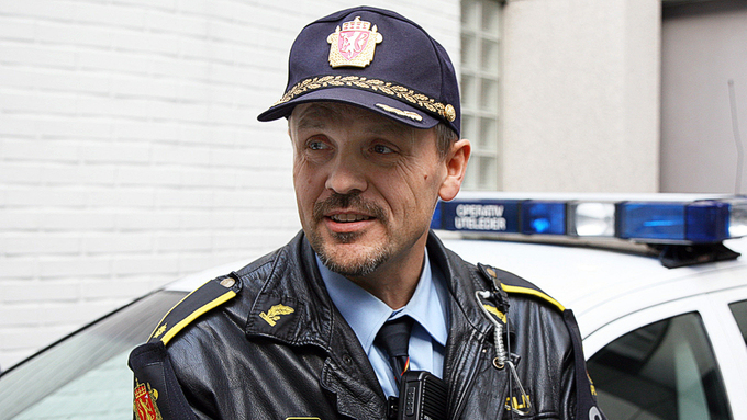 Commander of police in Bergen South, Bård-Tore Norheim.