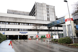 Haukeland universitetssjukehus. Foto: Marit Hommedal / NTB