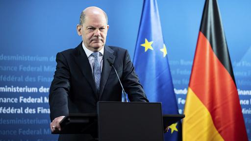 Finansminister Olaf Scholz sier Tyskland vil fremskynde fristen for når landet skal oppnå klimanøytralitet.