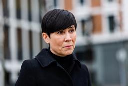 Utenriksminister Ine Eriksen Søreide (H) krever en umiddelbar de-eskalering i konflikten.