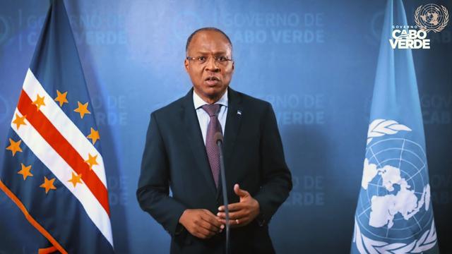 Ulisses Correia e Silvas er gjenvalgt som statsminister i øystaten Kapp Verde.