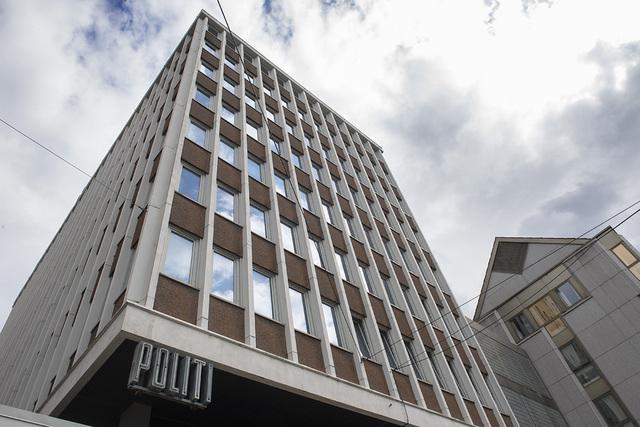 Politihuset i Bergen. Foto: Marit Hommedal / NTB