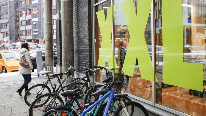 De permitterte ansatte hos XXL får komme tilbake på jobb fra 1. juni.