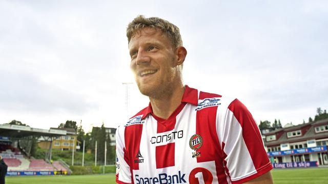 PÅ UTGÅENDE: Lars Sætra har kontrakt men kan forsvinne.
