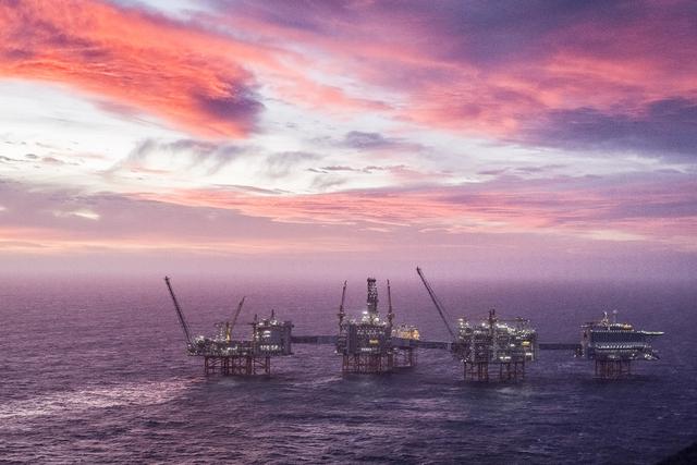 På sikt vil Equinor produsere mindre olje og gass som følge av redusert etterspørsel, opplyser selskapet i en pressemelding. Her er Johan Sverdrup-feltet. Illustrasjonsfoto: Carina Johansen / NTB