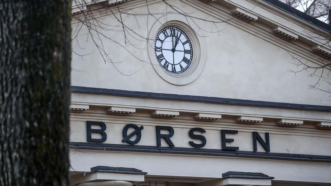 Oslo Børs faller med oljeprisen mandag