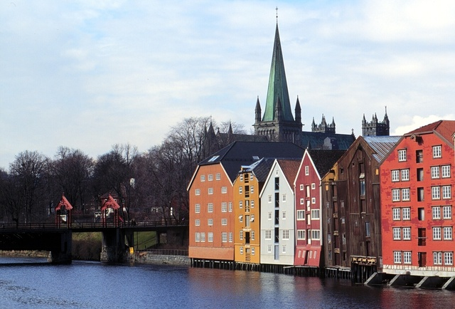 Det ble påvist koronasmitte hos 14 personer i Trondheim lørdag. Foto: Gorm Kallestad / NTB
