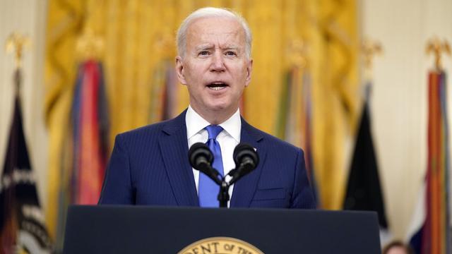 President Joe Biden har stanset bruken av droneangrep utenfor konfliktområder der amerikanske styrker opererer.