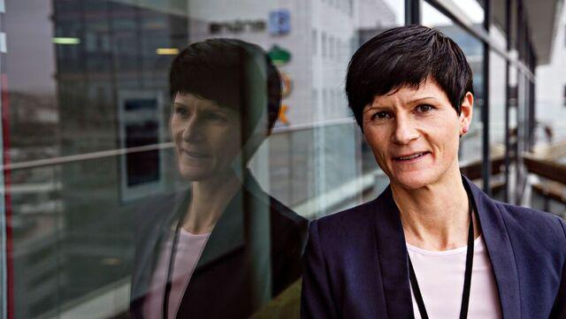 Kommuneoverlege Kristin Cotta Schønberg.
