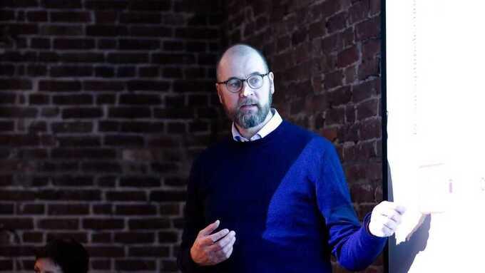 Øystein Viland, administrerende direktør i Vigilo