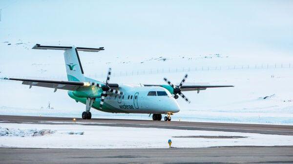 Widerøe håper å få alle flyene i rute igjen i løpet av dagen.