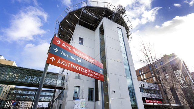 St. Olavs hospital i Trondheim har registrert et nytt koronadødsfall det siste døgnet.