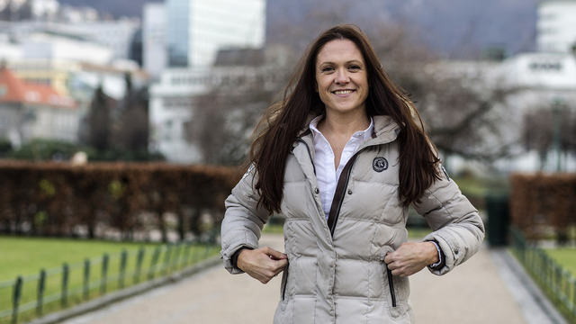Helene Frihammer kommer fra jobben som nasjonal koordinator i Klimapartnere.