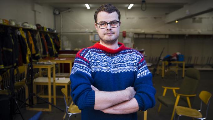 SJEF: Haakon Thuestad slutter i Bergen Assembly til fordel for Kode.
