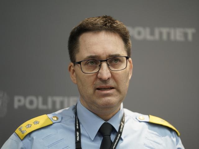 Politimester Ole Bredrup Sæverud i Sør-øst politidistrikt.
