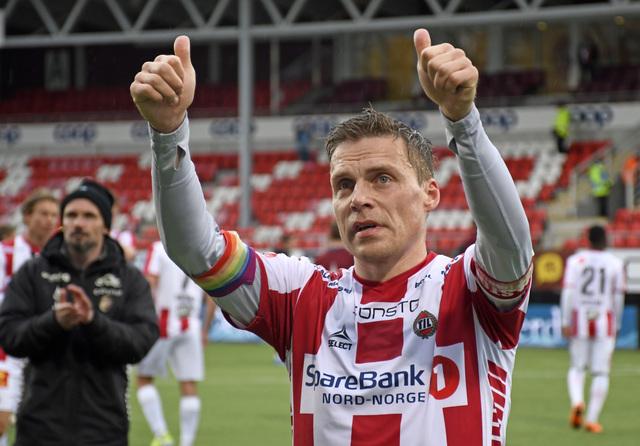 TILBAKE: Ruben Yttegård Jenssen spiller søndag.