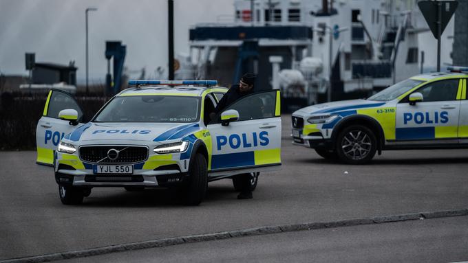 SØKTE: Svensk politi har lett etter den savnede norske kvinnen. Her fra et tidligere søk.