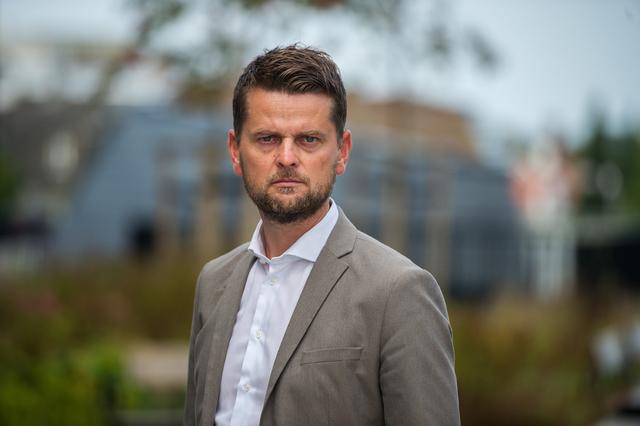 Advokat Stian Kristensen representerer mannen som er siktet i Birgitte Tengs-saken. Foto: Carina Johansen / NTB