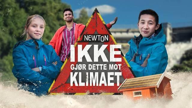 Den nye Newton-serien til NRK har skapt sterke reaksjoner fra seere.