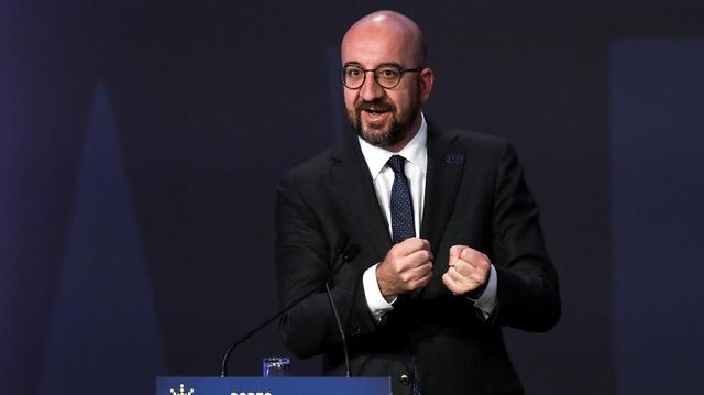 EU-president Charles Michel vil gjerne diskutere løfting av koronavaksinepatenter.