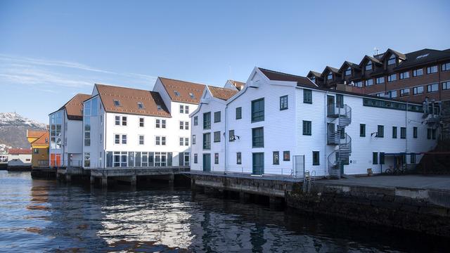 Geir Hove skal selge Strandgaten 229 for rundt 350 millioner kroner.