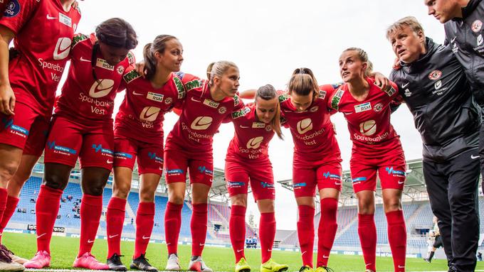 STØRRE APPARAT: Arna-Bjørnar er én av tolv klubber som har søkt og fått midler til en utviklingssjef.