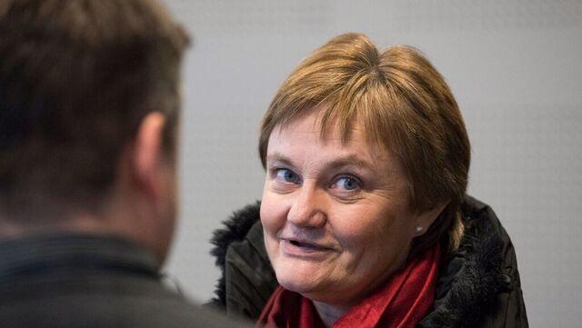 Rigmor Aasrud, Ap. Nestleder i Stortingets arbeids- og sosialkomité.