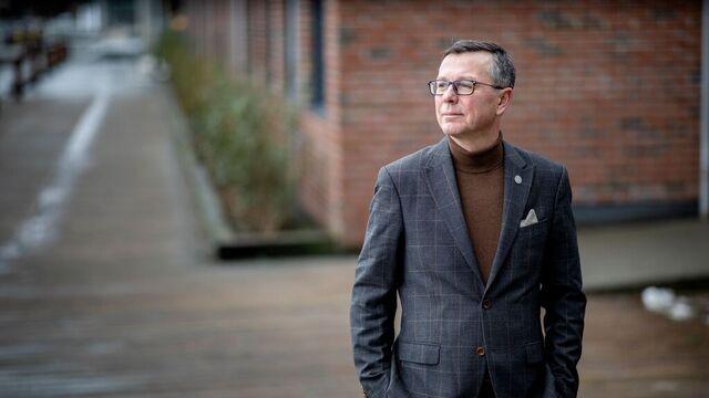 Dag Rune Olsen gikk nylig av som UiB-rektor.