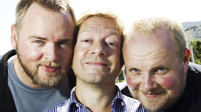Tore Sagen, Bjarte Tjøstheim og Steinar gir seg i NRK.