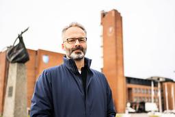 Lillestrøm-ordfører Jørgen Vik (Ap) ønsker ikke at Lillestrøm skal være vertskommune for karantenehotell. Foto: Håkon Mosvold Larsen / NTB
