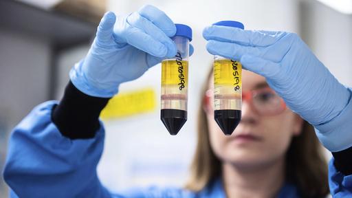 Oxford-vaksinen har så langt en virkningsgrad på 70 prosent.
