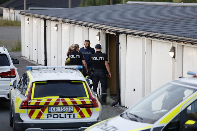 Politiet mener det var flaks at skyteepisoden fikk et mer alvorlig utfall. Foto: Jil Yngland / NTB
