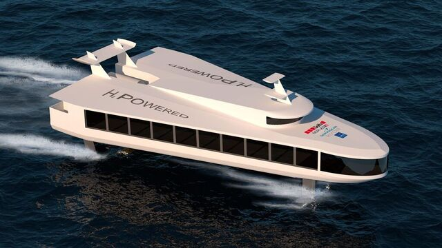 Nullutslippsbåten Zeff var aktuell da Vestland fylkeskommune i 2019 vedtok utslippsfrie hurtigbåter. I høst valgte politikerne heller å satset på hybridbåter, samt ett utslippsfritt pilotprosjekt.