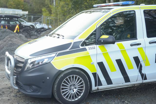 Et ektepar i 40-årene ble funnet døde på Kolbotn i september. Politiet mener mannen drepte kona og deretter tok sitt eget liv. Foto: Annika Byrde / NTB