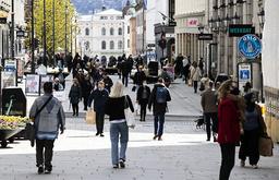 Flertallet synes åpningen av Norge følger riktig tempo, viser en ny undersøkelse. Foto: Berit Roald / NTB