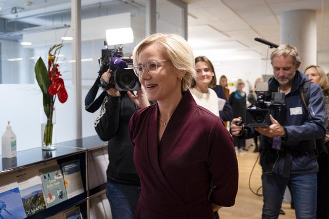 Helse- og omsorgsminister Ingvild Kjerkol (Ap).  Foto: Ali Zare / NTB